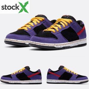 2020 NEW Dunk Low SB ACG Terra Men Women Running Shoes black purple Skateboard Designer Trainers Sneakers size 36-45