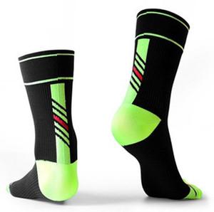 2019 осень зима новые профессиональные носки велосипед влажный пот компрессионные пот носки верховая езда носки мужчин и женщин
