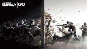 Tom Clancy Rainbow Six Siege Video Game Art Silk Imprimir Poster 24x36inch (60x90cm) 01