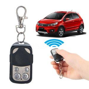 Universal elétrica sem fio Auto Remote Control Clonagem Universal Portão porta da garagem controle Fob 433MHz 433,92 MHz Key Keychain Remote Control