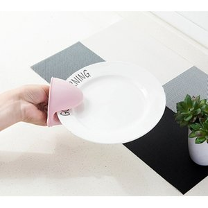 1PC Food Grade Silicone Mini Forno Mitts calor pitada resistente Mitt Luvas potholder para cozinha Cooking Baking