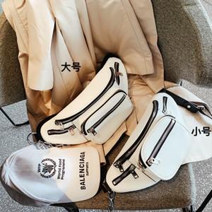 женские талии Фанни пакет Multi-карман Спортивных сумок Chest bagneutral себестоимость универсального высокого качества мило