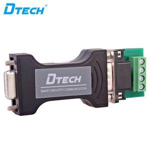 الحرة الشحن إشارة مستقرة transmmsion مع RS232 DB9 الإناث إلى RS485 RS422 DB9 الذكور تحويل LED الصناعة