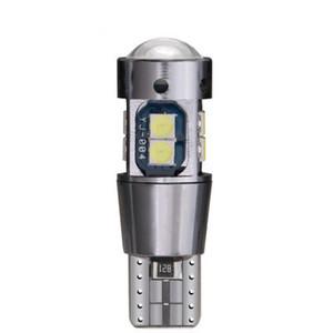 높은 루멘 T10 3030 10smd CANBUS 주도 전구 자동차 신호등 12-24V 트럭 램프를 주도
