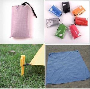 Wholesale-Outdoor Pads Beach Picnic Mat Lightweight Waterproof Camping Mat Folding Beach Mat Moisture proof pads 20 PCS
