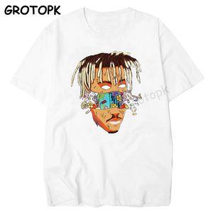 RIP jus WRLD 999 reste dans le ciel T Shirt À Manches Courtes Hip Hop Hommes T shirt rappeur Xxxtentacion Vêtements Pour Hommes Camisetas Hombre