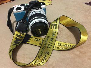 Brand New Off SLR Camera Strap Neopren Umhängeband für Canon Nikon Pentax Sony Fuji Olympus Bunte weiße Kamera Blet Strap