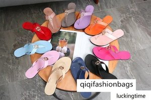 New Flip-flops 985 Women Slippers Drivers Sandals Slides Sneakers Princetown Slipper Leather Shoes