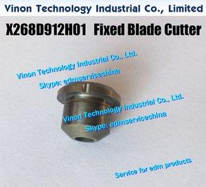 X268D912H01 électroérosion à lame fixe Cutter M501-1, Cutter FX Processeur Lame pour Mitsubishi X058D370H01, DAY61A, DK341S, DJ74700, M1577, X268D912H02