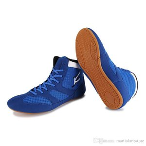 Chaussures Taekwondo Kung Fu Wu Shu chaussures femme Karaté lutte adulte mâle et arts martiaux féminins respirant chaussures de glissement Sneakers