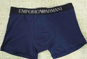 Unterwäsche-Designer Fashion Boxer Breathable Boxer-Unterhosen der Männer sexy enge Taille Hose-Boxer-Mann-Unterwäsche 04OE 4LBK W6GK W6GK