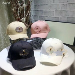 2020 new High quality men's and women's Letters tiger head ball cap fine work ball cap wear comfortable ball cap