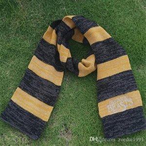 Фантастические звери и где их найти Ньют Скамандр косплей шарф Хэллоуин шарфы для женщин мужчин