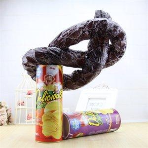 Прыгающая Змея Странный Творческий Целый Человек Картофельные чипсы Апрельский День Дураков Студент Подарочные Игрушки Фабрика Прямых Продаж 4 6bd p1
