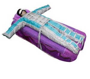 24 Подушки безопасности Давление воздуха Лимфодренажная тонкая сумка SPA WEIGHT LOSS body detox machine