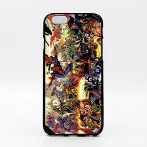 For LG V50 5G V9 K8 2018 K10 2018 K11 Nexus 5X 8 X power 3 2 case Soft TPU Print pattern DC Marvel Super Hero High quality phone cases