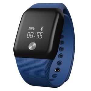 A88 الذكية سوار الأوكسجين في الدم رصد معدل ضربات القلب ووتش الذكية مقياس الخطو مقاوم للماء الرياضة المقتفي الذكية ساعة اليد للحصول على الروبوت فون ووتش