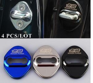 Car Styling Emblemi per auto Custodia JDM per Honda Mugen Power Accord CRV Hrv Jazz Autoadesivi per auto Accessori Car-Styling 4 pz / lotto