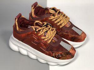 Дизайн обуви цепная реакция мужская папа кроссовки красный черный синий фиолетовый спорт женская повседневная спортивная обувь открытый кроссовки