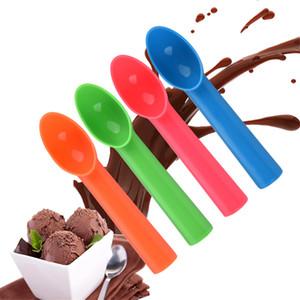 Мороженое совок PP Удобная эргономичная ручка Фрукты Dig Болл Ложка инструменты кухни Melon Ложка JK2005
