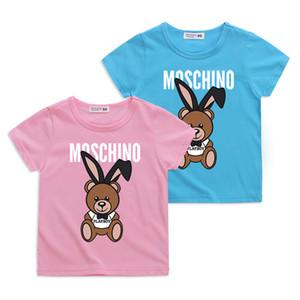 Kinder Designer-Kleidung Jungen Mode Polo-Shirt Kinder Designer-Kleidung Mädchen mit kurzen Ärmeln T-Shirt Jungen Tops Baby-Designer-Kleidung