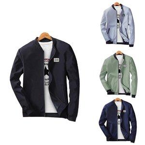 Men's Jackets Spring Autumn Mens Casual Jacket Men Waterproof Clothes Windbreaker Coat Male Outwear