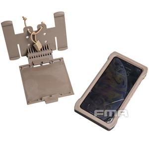 IphoneXs Max Funda Móvil Para Molle Tactical Case Accesorios de Caza para Exteriores Equipo Molle Pouch 3 Colors Pouch