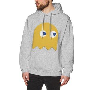 NOISYDESIGNS 2019 Sweats hiver Pulls Mode homme Emoticon Pacman région Printed garçons Hip Hop Streetwear Sudadera Hombre
