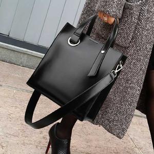 Women Leather women Handbags Female Shoulder bag Lady Tote Large Capacity shoulder Messenger bag