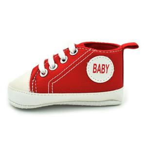 حذاء طفل جديد First Walk الوليد بنين بنات Infantil حذاء طفل Prewalker الناعمة الوحيد ل 0-12 M
