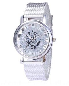 Belt hollow soft tape belt mechanical watch non-mechanical watch male