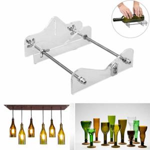 Herramienta de corte de botellas de vidrio profesional para botellas de corte Cortador de botellas de vidrio DIY Herramientas de corte Máquina Vino Cerveza