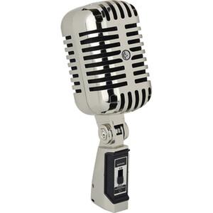 55 sh II klassischen Retro-Nostalgie Mikrofon 55SH klassischer Swing Professioneller dynamische verdrahtetes Mikrofon Gesang mit Schaltern