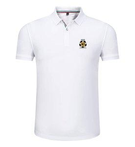 Cambridge United FC primavera y verano nuevos de polo de fútbol de manga corta solapa unisex polo de la camisa de los hombres pueden polo de los hombres personalizados bricolaje