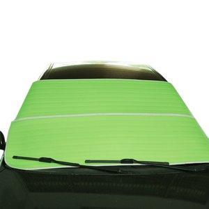 Parte anteriore dell'automobile del parabrezza Sunshades Car-Styling Auto Neve Sun Shades impermeabili Protezione Libri nuovi Vetture Accessori Esterni