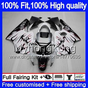 Injeção de OEM para a Kawasaki ZX 12R ZX1200 1200cc 2002 2003 2004 2005 2006 224MY.8ZX 12 R ZX12R ZX12R 02 03 04 05 06 Fairing