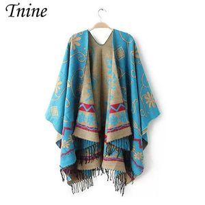 Mulheres Winter Scarf Tibet / Nepal girassol Cashmere Scarf Sciarpa longo Thicken Xaile Da Índia Blanket