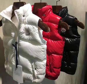 Tam kabarık yelek ceketler dolu aşağı 2020 yeni en iyi tasarımcı Kış çocuklar yeni giysiler erkekler yelek çocuk ve yelekler kaz tüyü kızlar