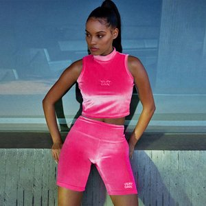 2 Piece Workout Clothes Women Gym Set Seamless Shorts Sport Women Shorts Fitness Casual Set Active Wear Streetwear Clothes