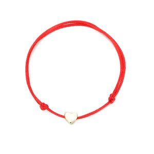 G.YCX 2019 New Charm 5pcs set Silver Heart Adjustable Rope Bracelets for Women Girls Trendy Lucky Couples Friendship Bracelets