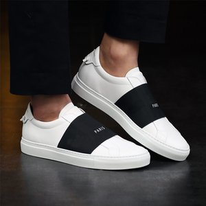 Paris Men Women Personality Trainer Comfort Casual Dress Shoe Sneaker Mens Leisure Leather Shoes Womens Trainers Lowtop