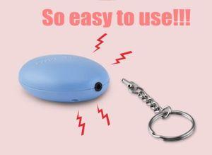 2 pz Campana Tama Mini chiave catena allarme personale 120dB emergenza Self Defense Allarme portachiavi per proteggere gli studenti Donna Bimbo
