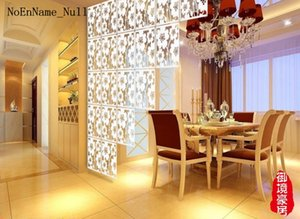 S size Cut off the entrance curtain Stylish living room entrance Guabing Hanging shoe carved biombo Sirma Partition screen for