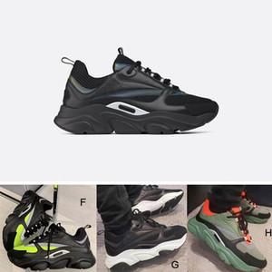 Yeni B22 Erkekler Dana derisi Eğitmenler Ayakkabı B23 Kadınlar Sneakers Fransız B22s Hommees Günlük Ayakkabılar Koşu