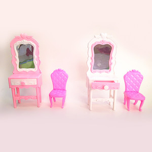 1 Pc Doll House Closet Toy Princess Bedroom Furniture Closet Wardrobe For Dolls Toys Child Gifts Doll Accessories