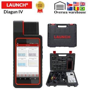 발사 X431 Diagun IV 전체 시스템 Diagnotist 도구 이년 무료 업데이트 X431 Diagun IV 코드 스캐너 더 나은 Diagun 2 이상의 III