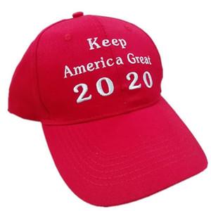 Sombreros ajustables Casquette Trump Keep American Great Again Hombres Mujeres Hip Hop Cap Baloncesto Snapback Gorras Fasdhionable 2020 9 6ds2 jj