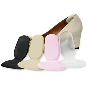Т-образные высокие каблуки колодки женская обувь для ног патч утолщаются силиконовые подушки анти-истиранию коврик белый черный 2 8jx C1
