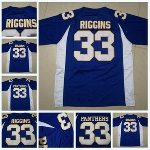Mens Womens Youth Freitag Nacht Lichter Tim Riggins 33 Dillon High School Fußball Jersey Mens Movie Jersey 100% genähte Stickerei Logos