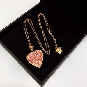 2020 C C collar de diseñador diseñador de joyería moldeada mejor venta de alta calidad prom carta formal collar de joyería de las mujeres de lujo de diseño